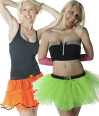 3 and 4 Layered Tutu Skirts