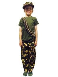 33 Army Boy