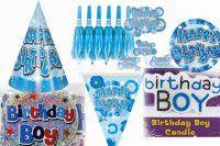 Boys Birthday Party