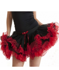 Burlesque and Ruffle TuTu Skirts