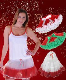 Christmas Tutu Skirts