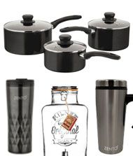 Cookware Pans Crockery & Glass
