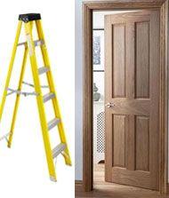 Doors, Timber & Ladders