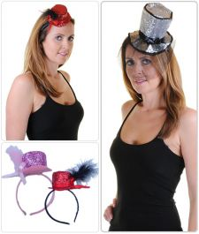 Fascinator and Headpiece
