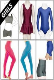 Girls Dance Wear