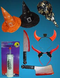 Hats, Weapons and Many More