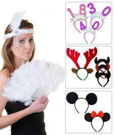 Headbands & Boppers