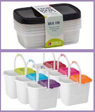 Household Plastics