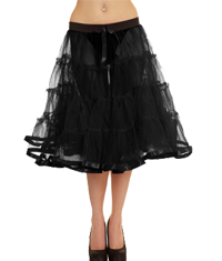 Long Petticoat Skirts