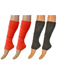 Rouge Top Leg Warmers