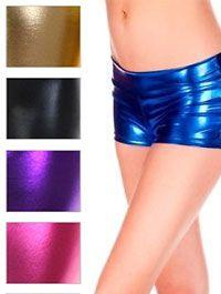 Shiny Hot Pants