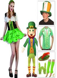 St Patricks Costume & Accessories