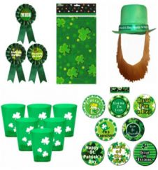 St Patricks Party