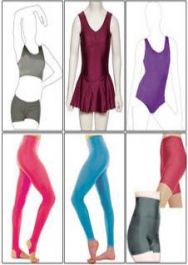 Women Dance Wear