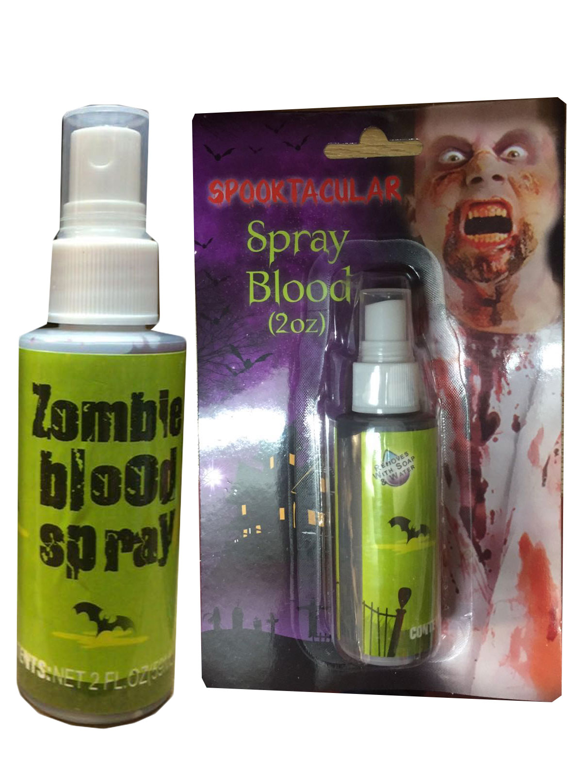 2oz Spray Blood