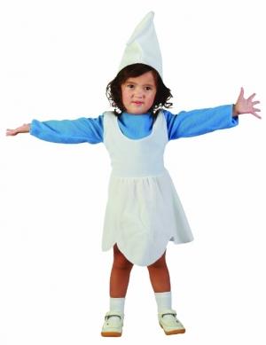 Elf Toddler Girl Costume