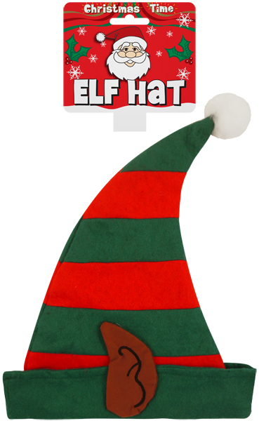 Hat ELF With Ears Adult