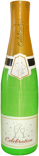 Inflatable Celebration Bottle 180cm