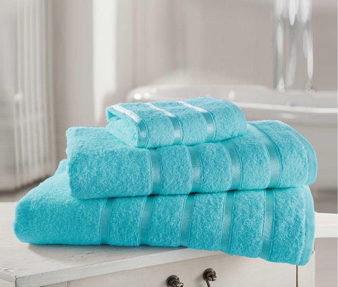 Kensington Towel Turquoise