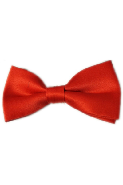 Red Bow Tie with Gift Box