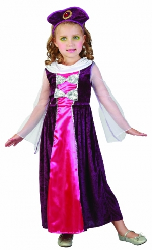 Regal Princess Toddler Costume