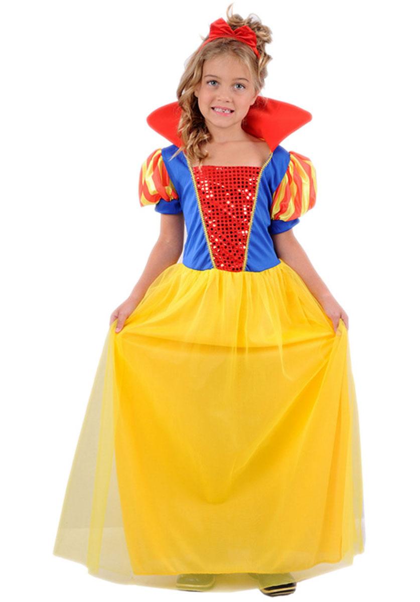 Snow Girl Costume