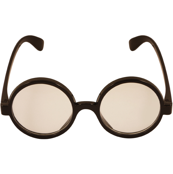 Wizard Glasses Clear Lens
