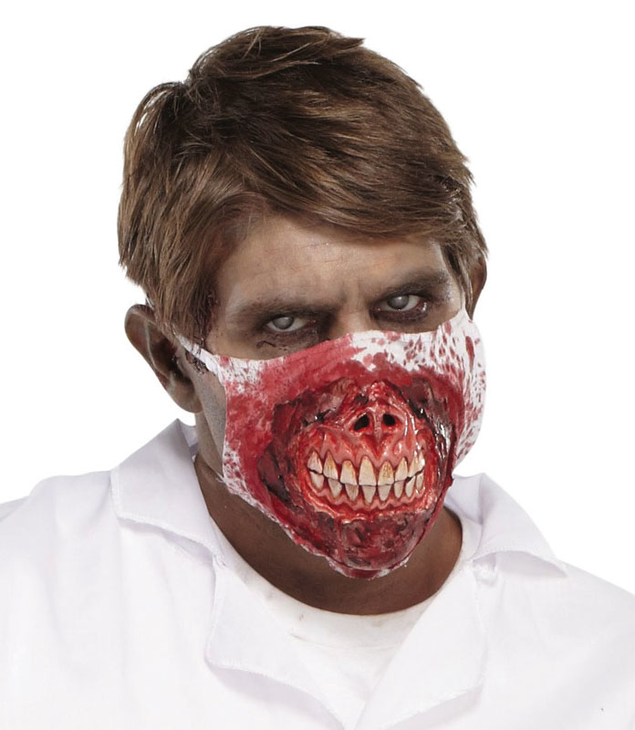 Zombie MD Face Mask