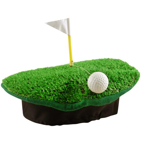 Adult Crazy Golf Hat