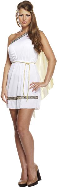 Adult Roman Woman Costume
