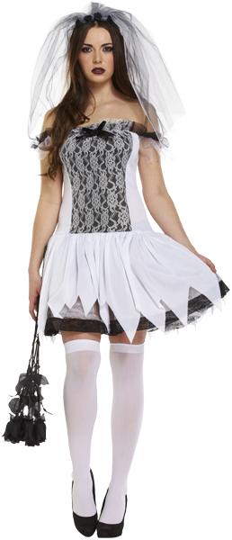 Adult Sexy Teen Bride Costume
