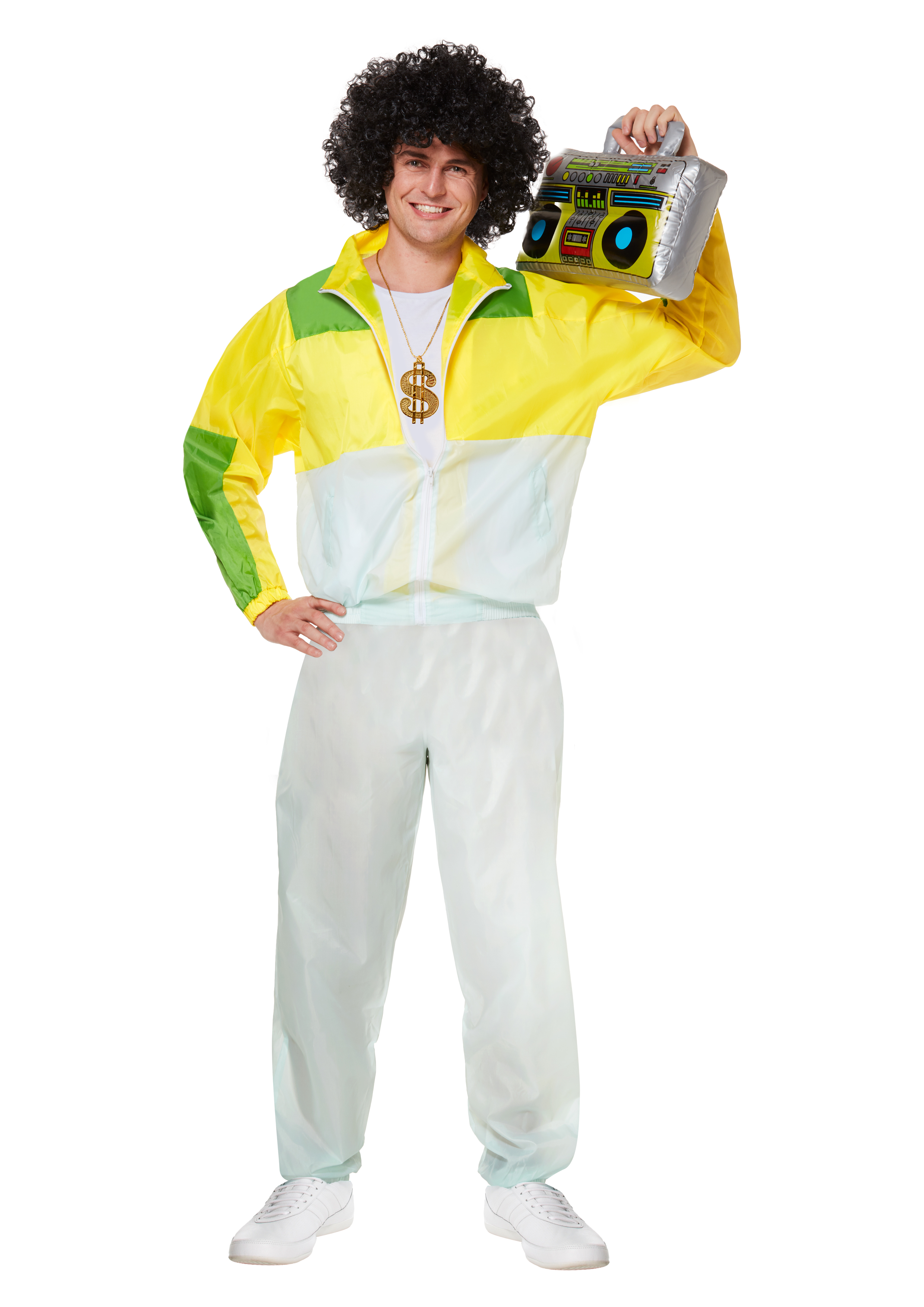 Adult Shell Suit Costume