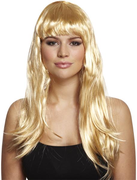Blonde Long Wig 140g