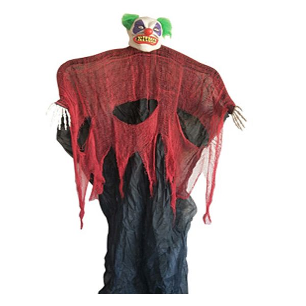 BO Hanging Clown With Light Sound 210cm