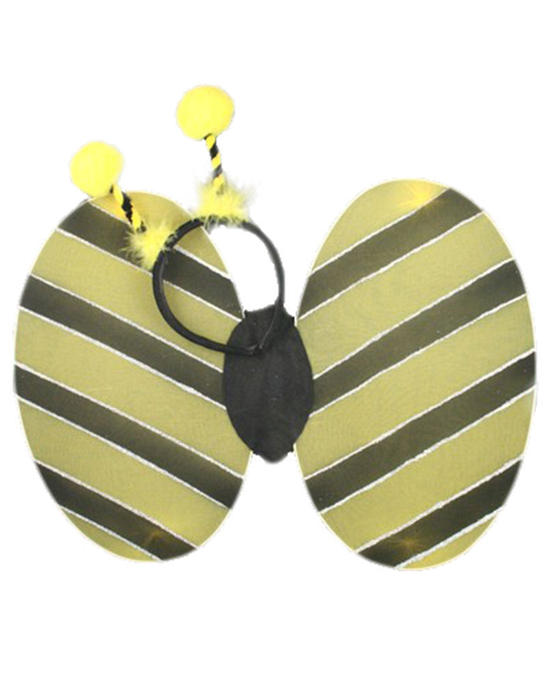 Bumblee Bee Set of Wings and Deeley Boppers