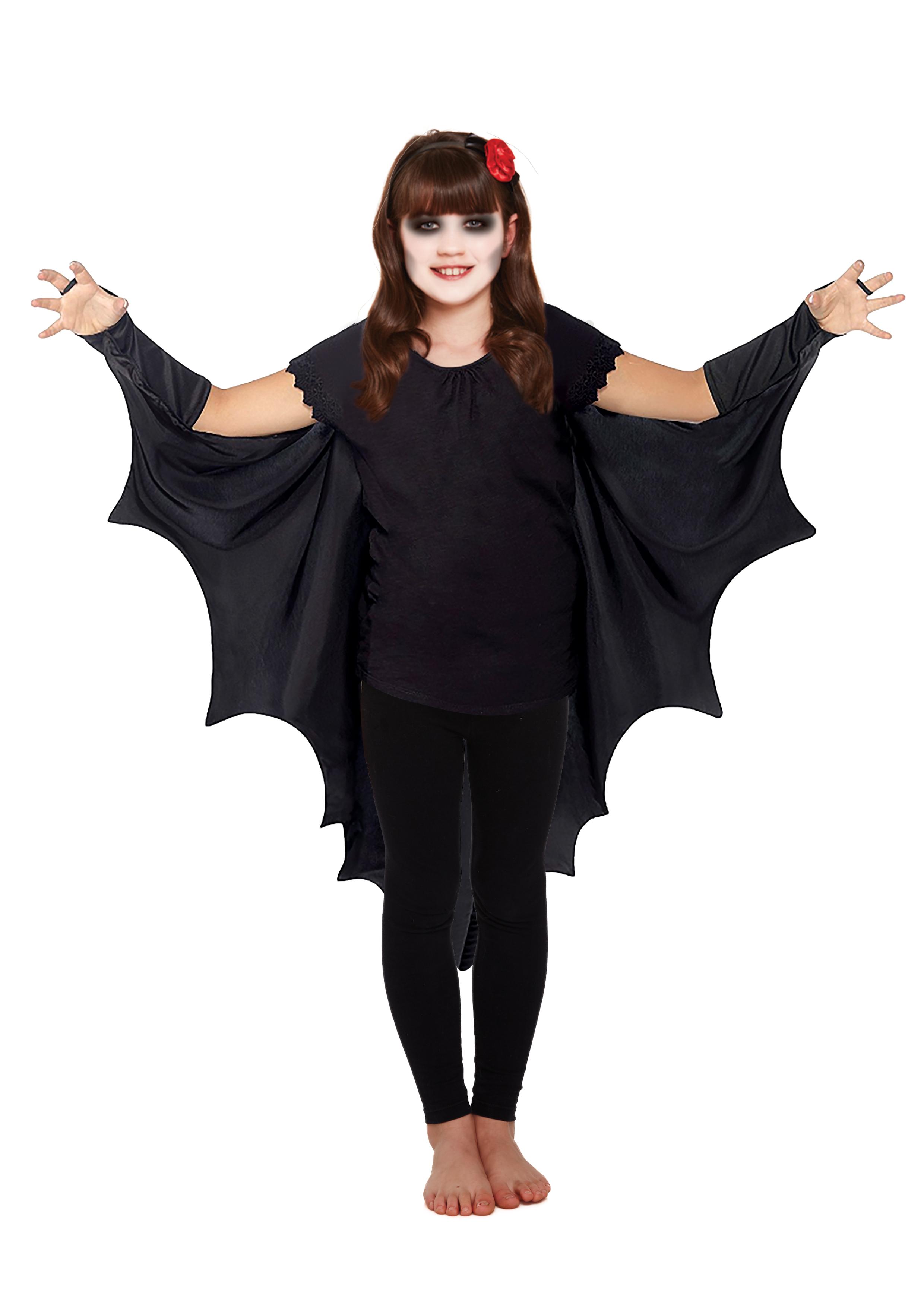 Children Bat Cape