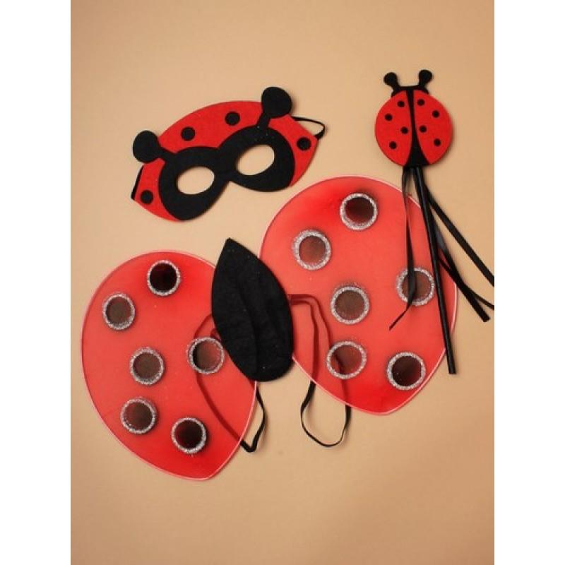 Children's Ladybird Dressing up set.