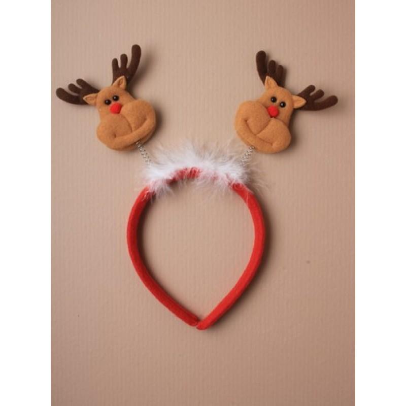 Christmas Reindeer Deeley Boppers