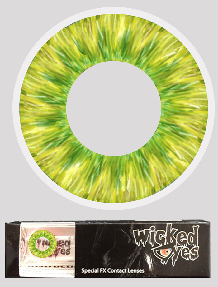 Wicked Eyes Daily Fashion Lenses Avatar