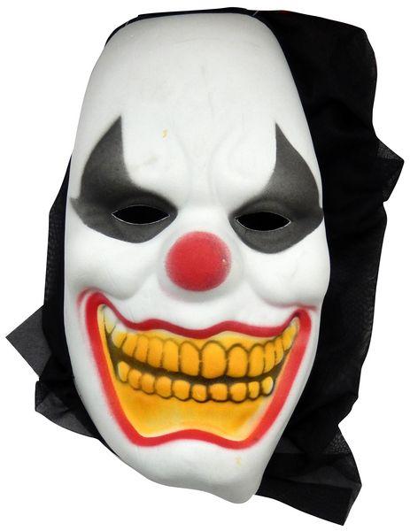 EVA Clown Mask 27cm