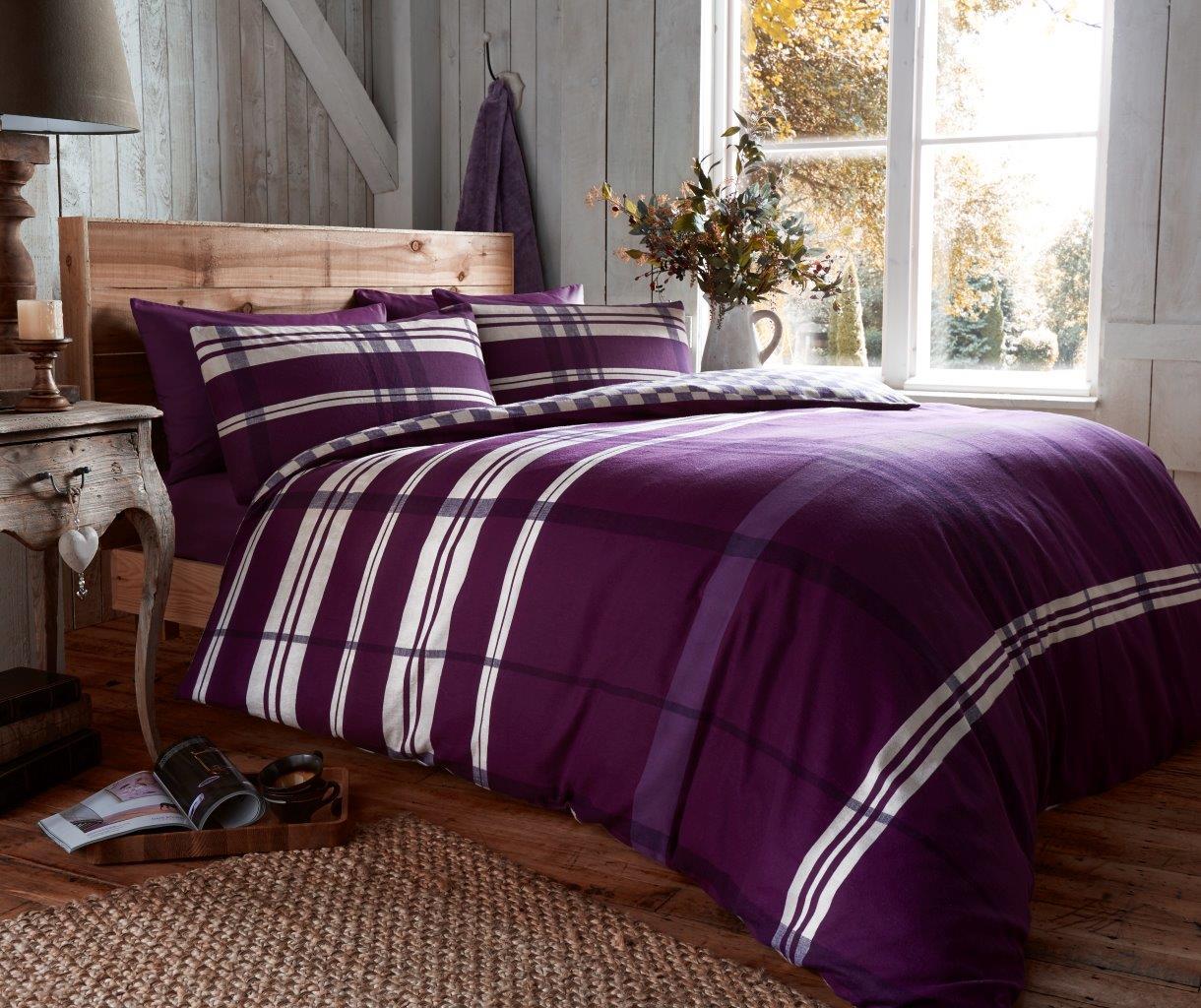 Purple King Size Duvet Covers Uk Sweetgalas