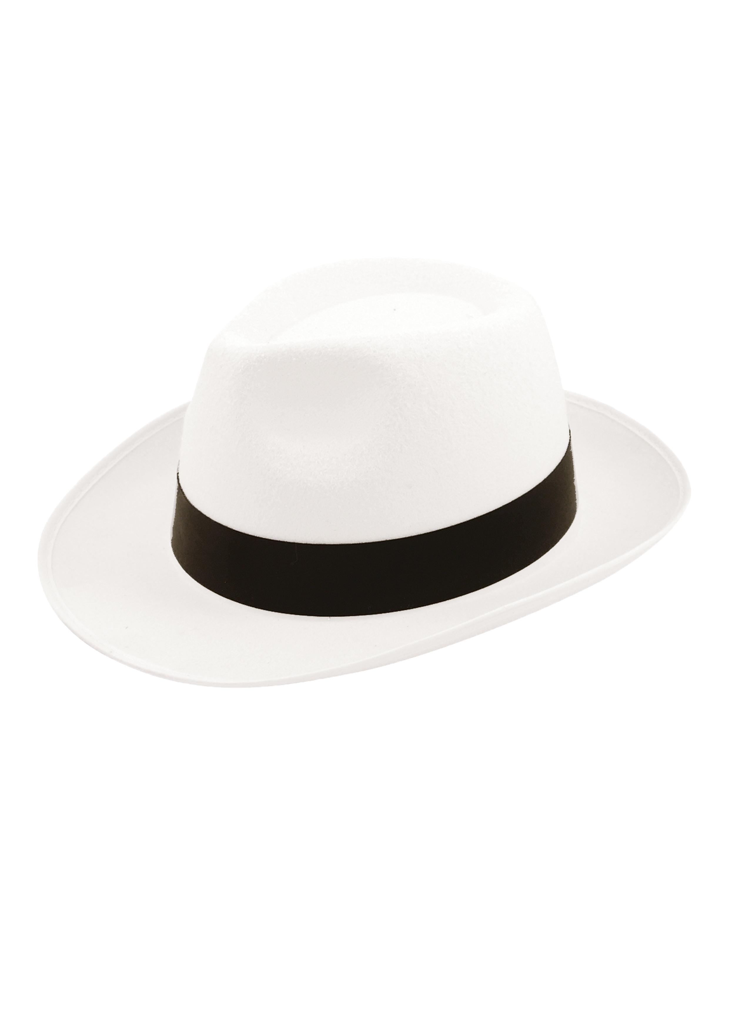 Hat Al Capone/Gangster White