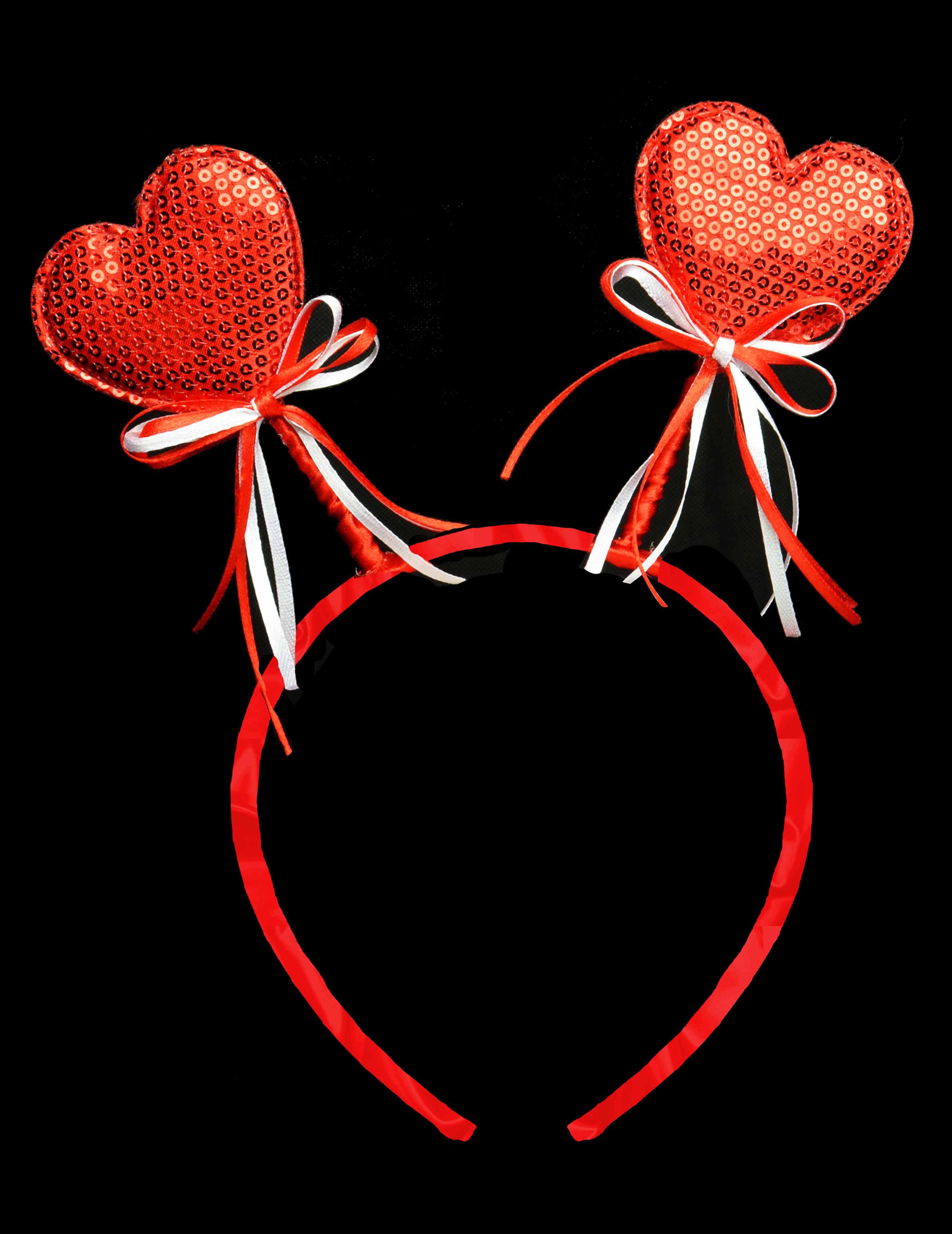 Heart Shaped Head Boppers