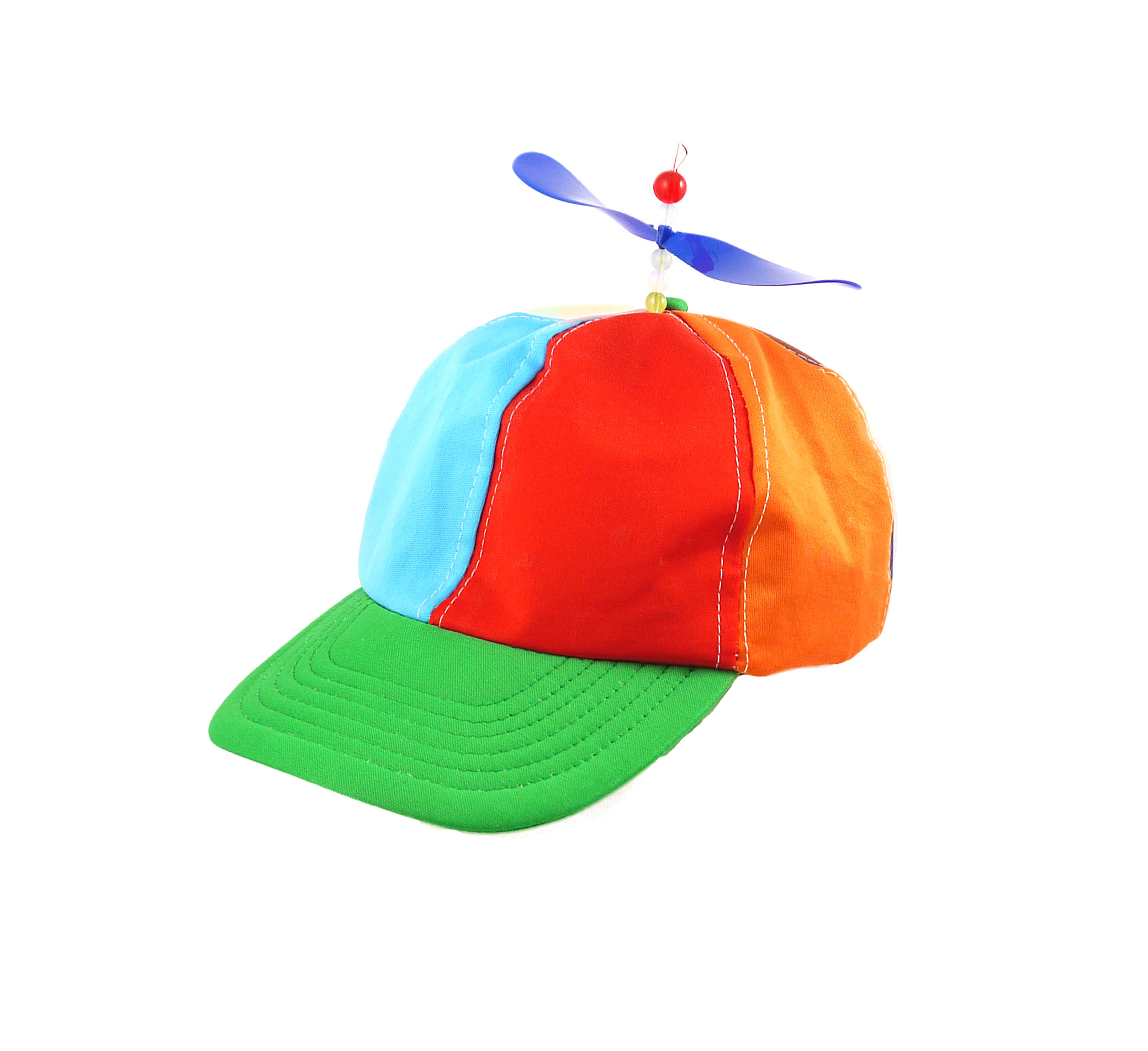 Helicopter Clown Hat (Adult)