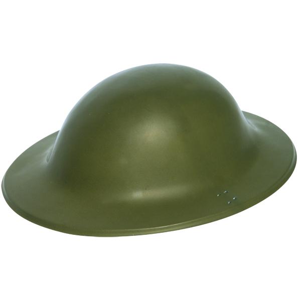 Helmet Army Plastic One Size
