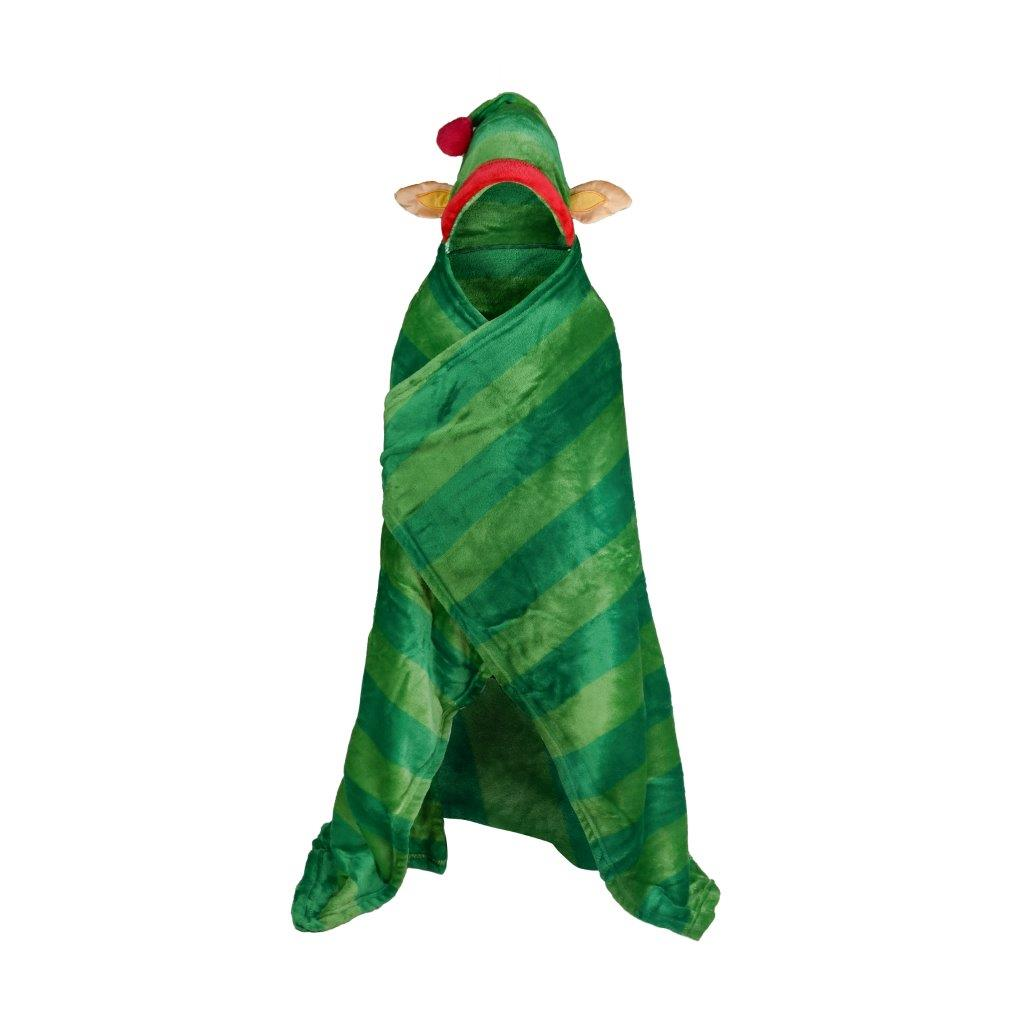 Kids ELF Hooded Throw
