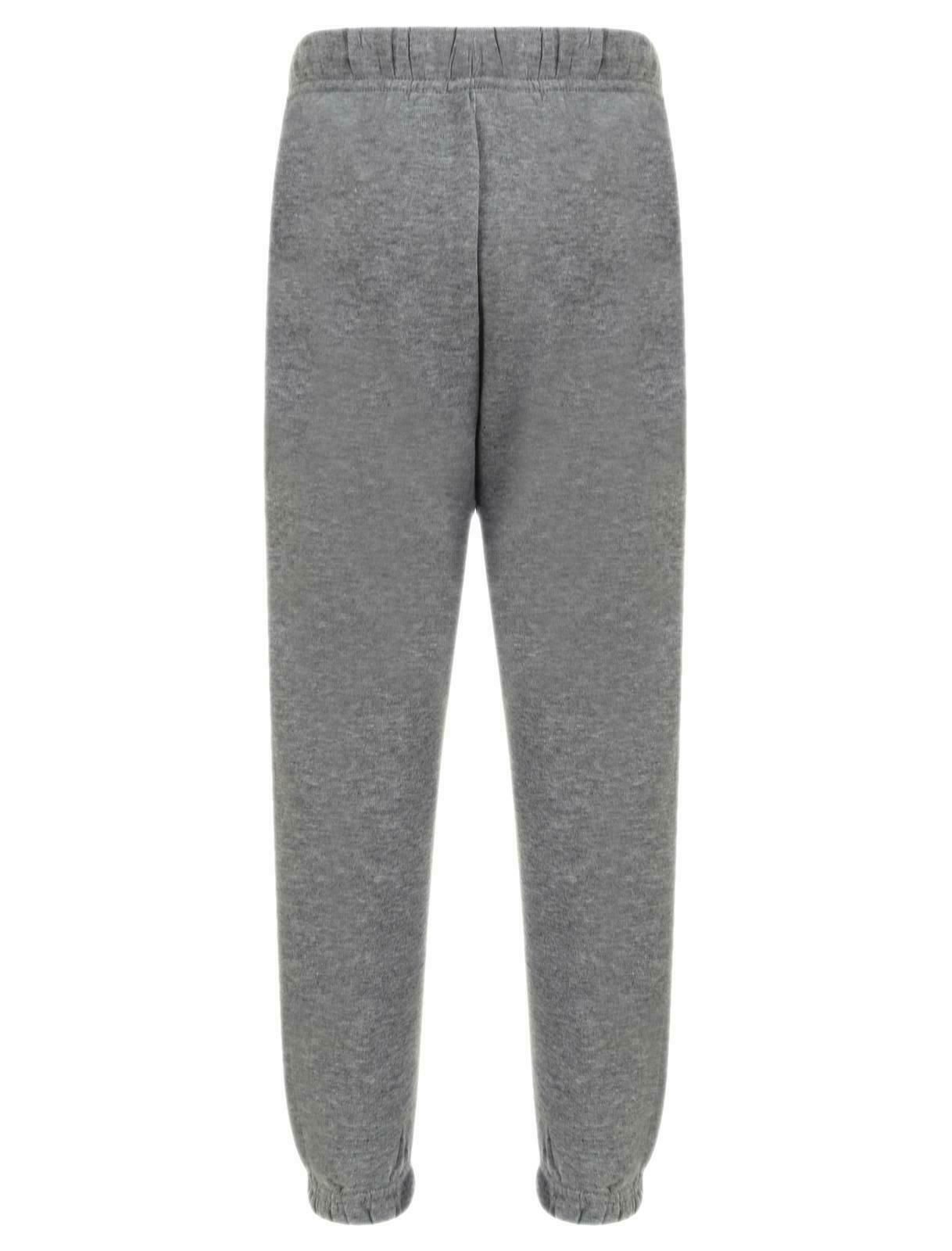 Kids Fleece Trouser Grey