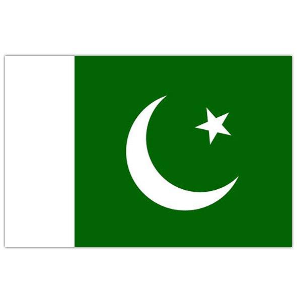 Pakistan Flag 5ft X 3ft