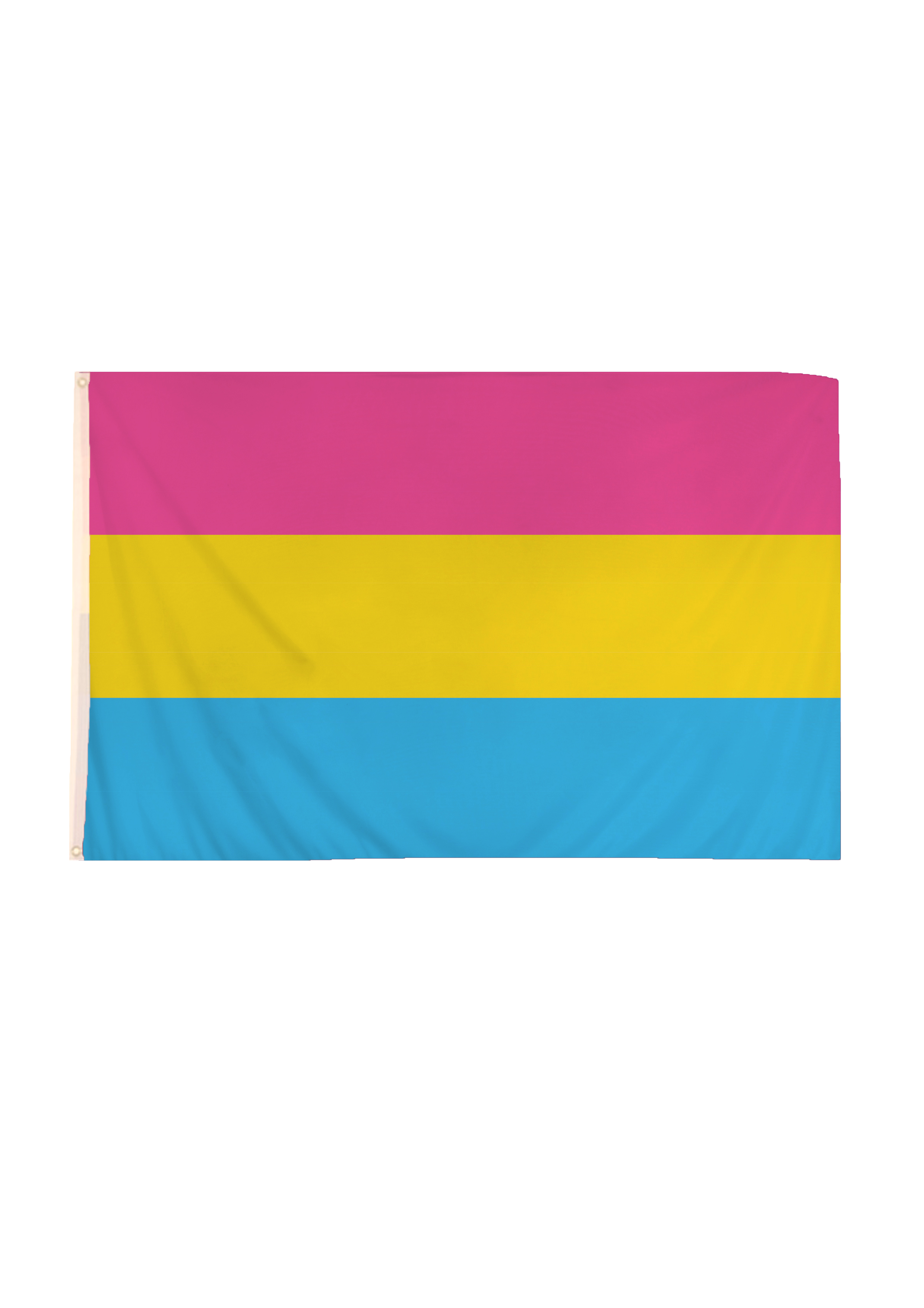 Pansexual Flag 5ft X 3ft