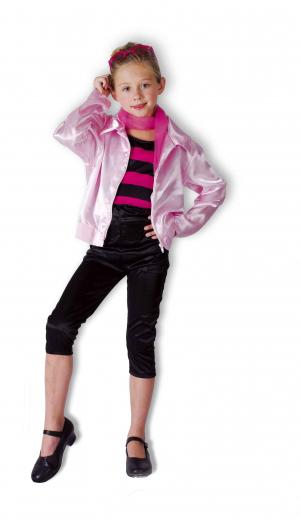Pink Girls Costume
